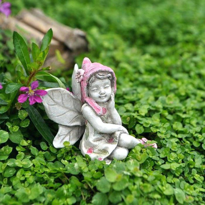 Image of: Attractive Children Garden Ornaments