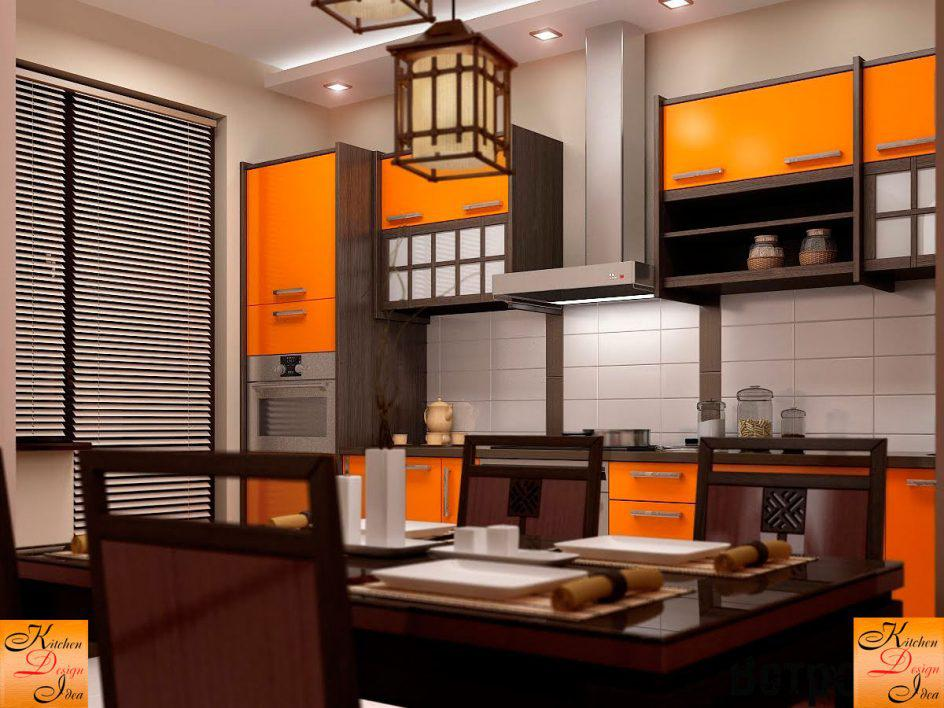 Image of: Attractive Pictures Of Japanese Kitchens