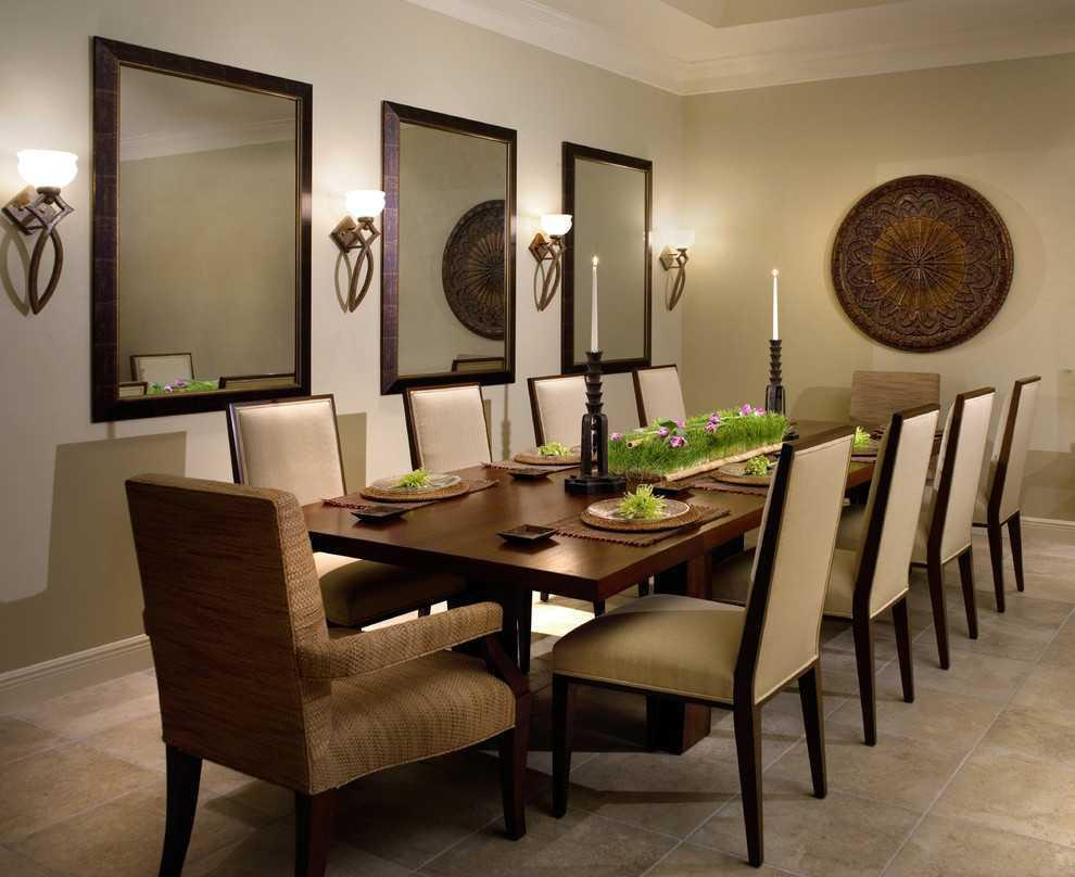 Image of: Awesome Dining Room Designs