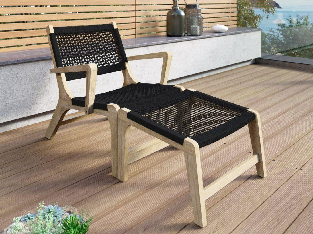 Image of: Awesome Outdoor Lounge Chair