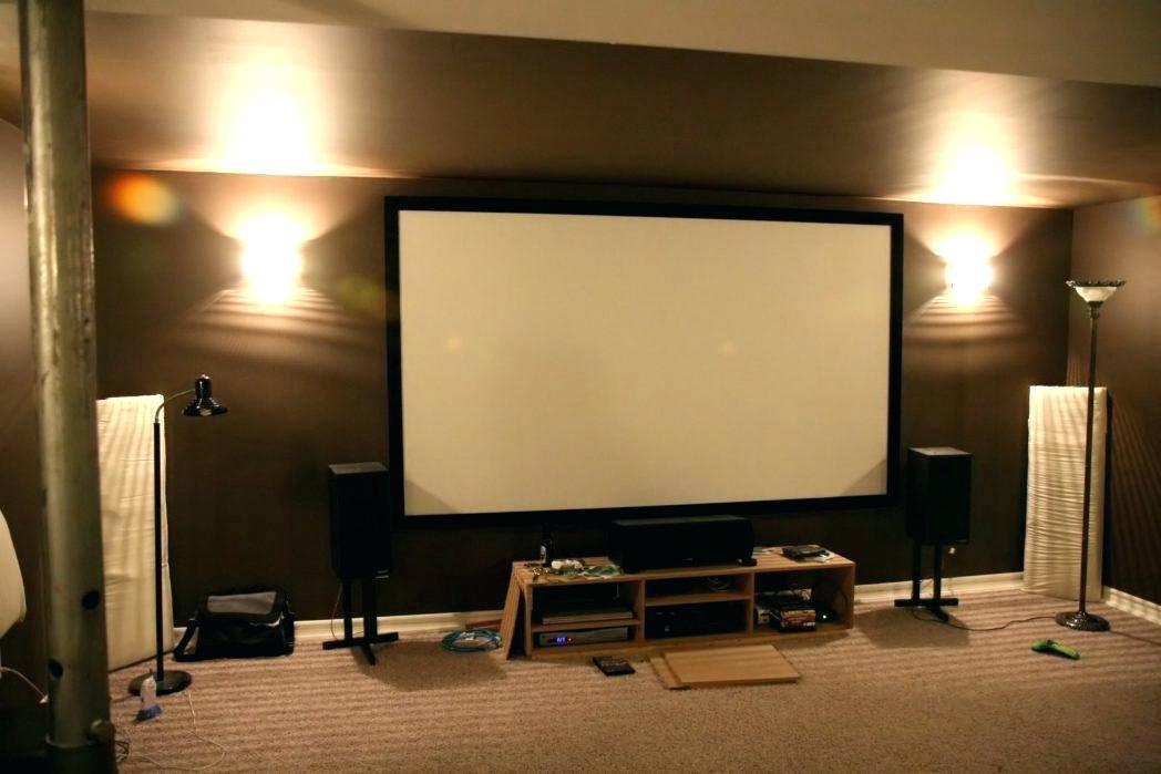 Image of: Awesome Pictures Of Home Movie Theaters