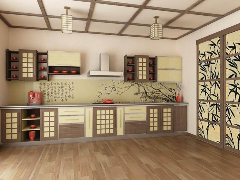 Image of: Awesome Pictures Of Japanese Kitchens