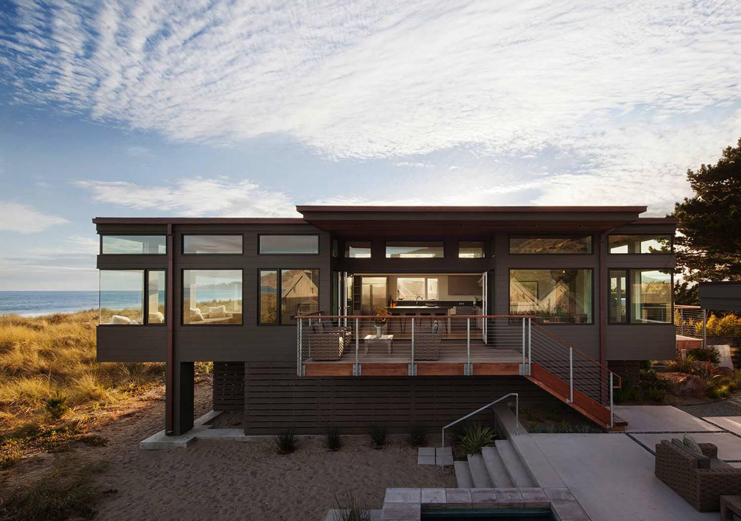 Image of: Awesome Stinson Beach House