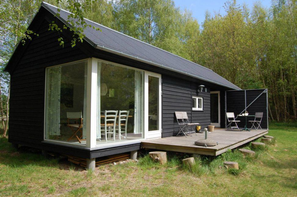 Image of: Awesome Summer House Plans