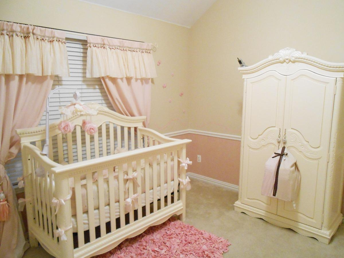 Image of: Baby Girl Nursery Decorating Ideas Pictures