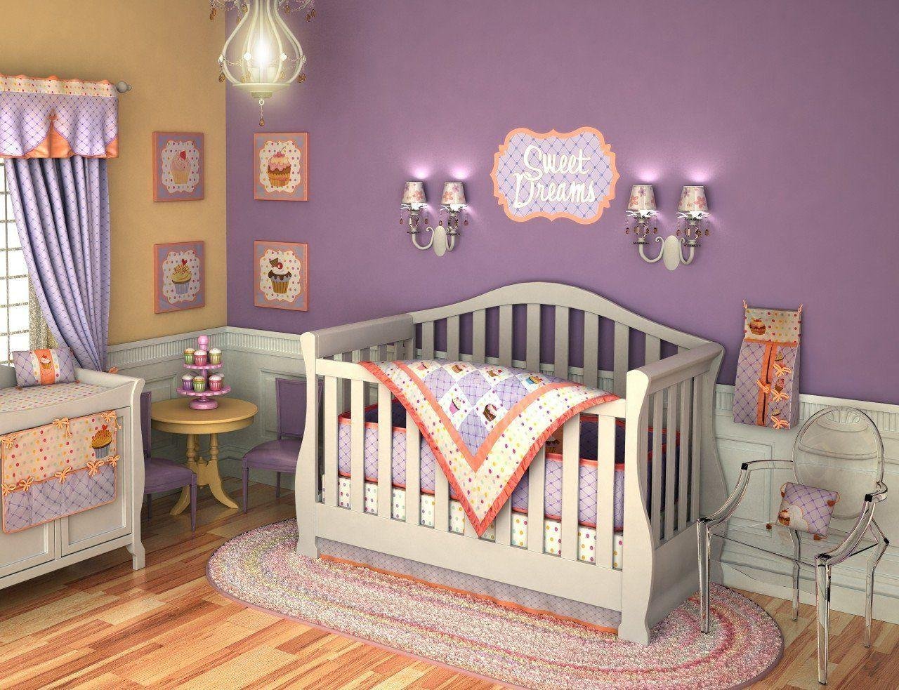 Image of: Baby Girl Room Decorations