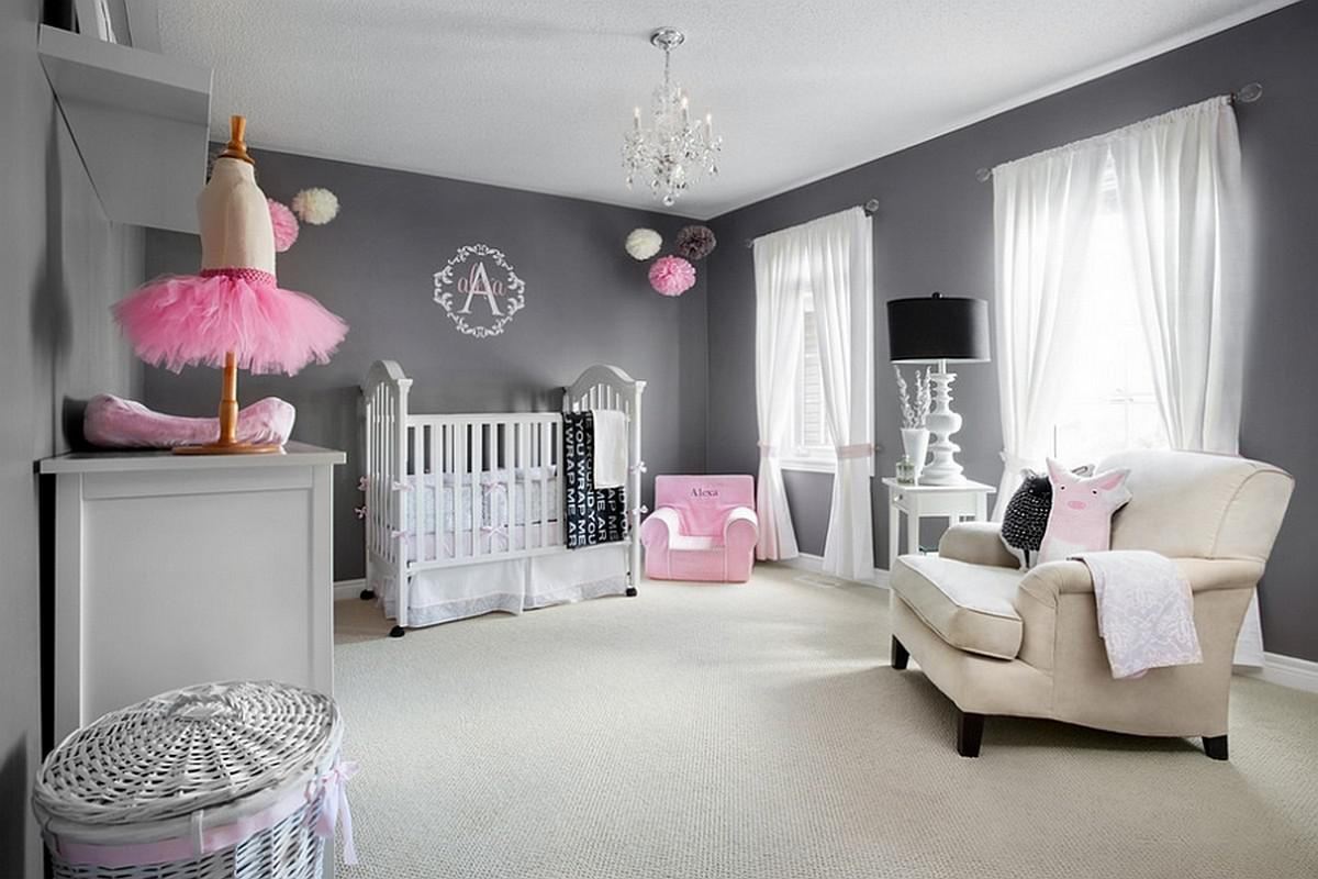 Image of: Baby Room Girl Themes