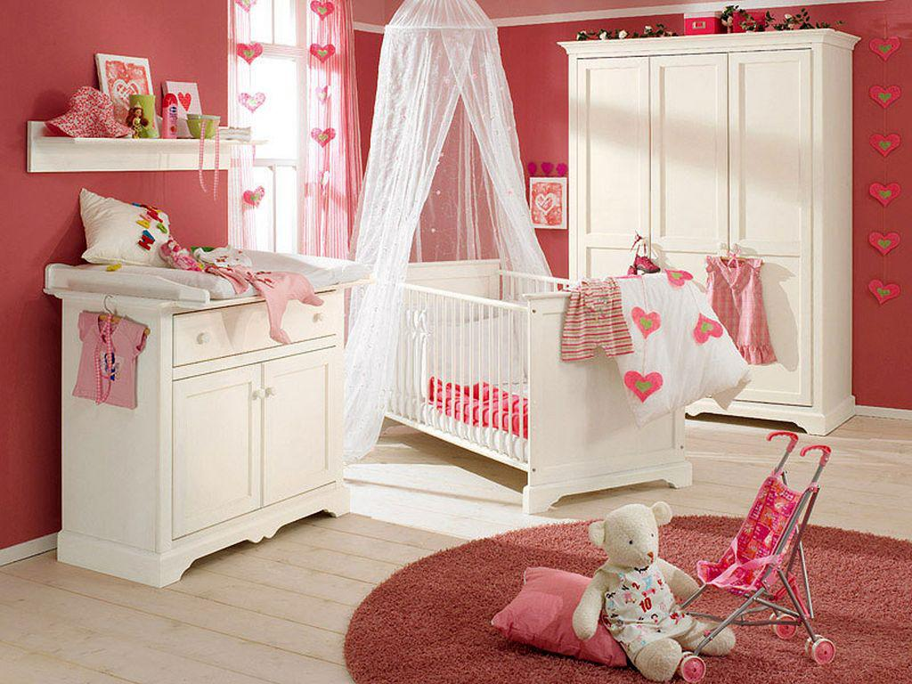 Image of: Baby Room Girl