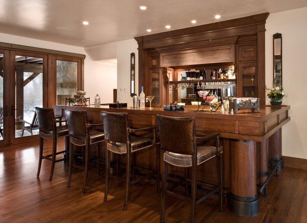 Image of: Bar In Home Images
