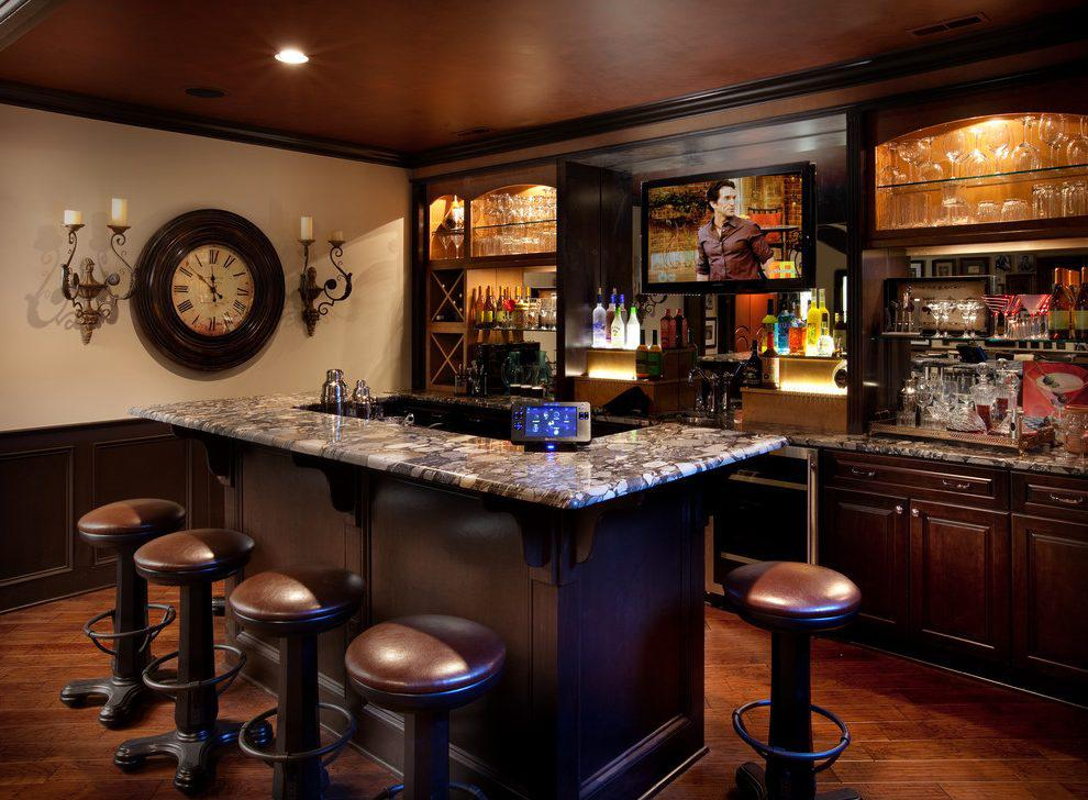 Image of: Bar In Home
