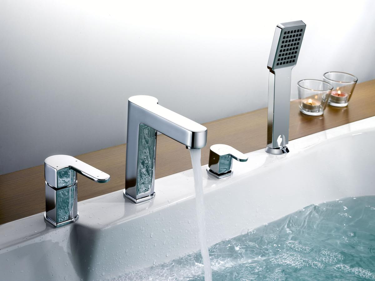 Image of: Bath Taps And Shower