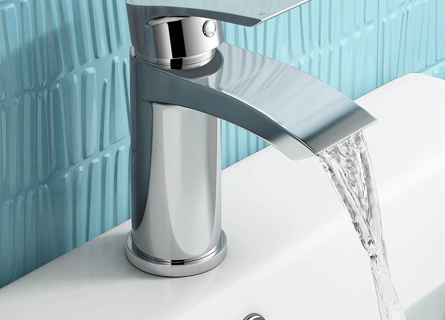 Image of: Bath Taps B&Q