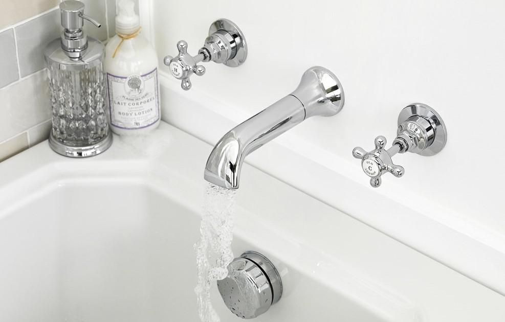 Image of: Bath Taps