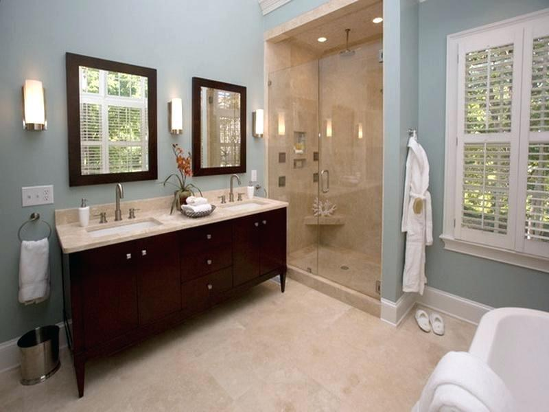 Image of: Bathroom Paint Ideas