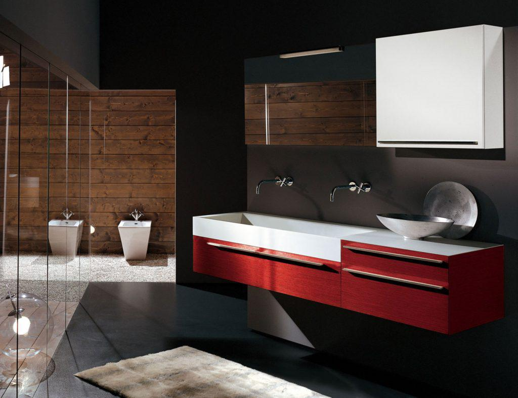 Image of: Bathroom Sink Vanity Contemporary