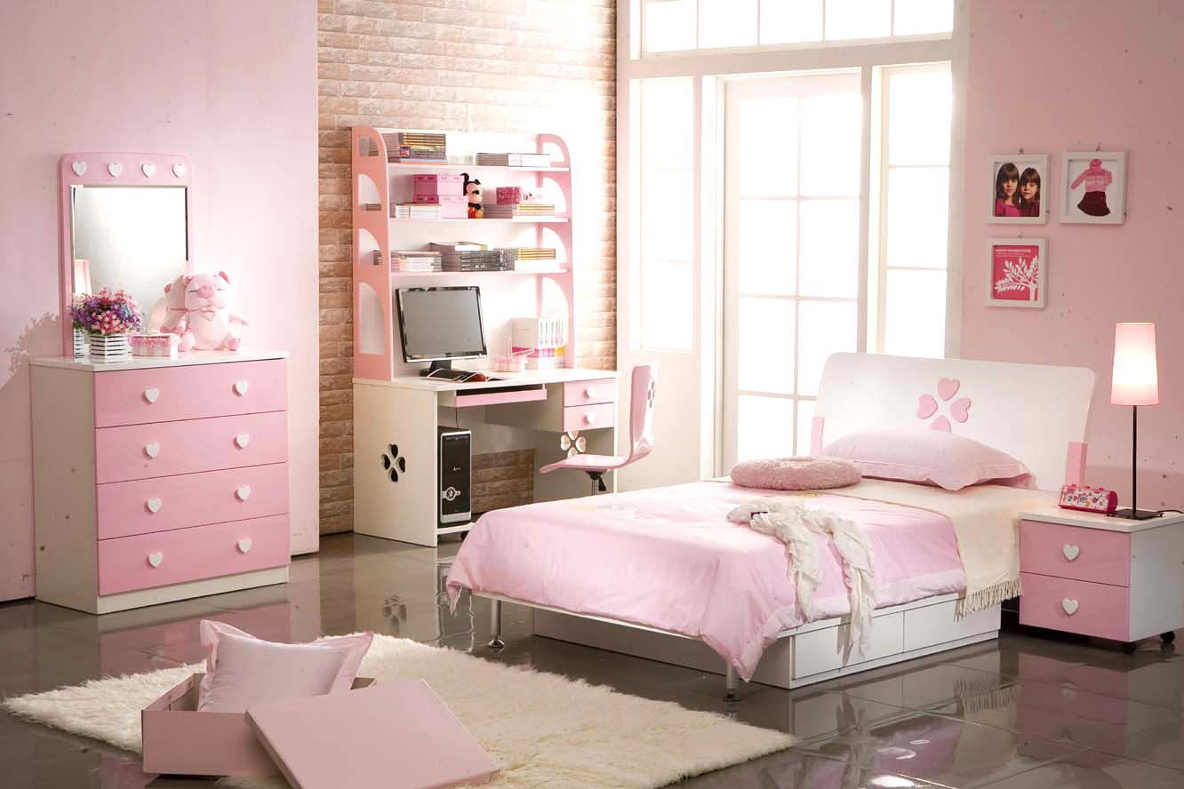 Image of: Beautiful Bedrooms For Girls Ideas