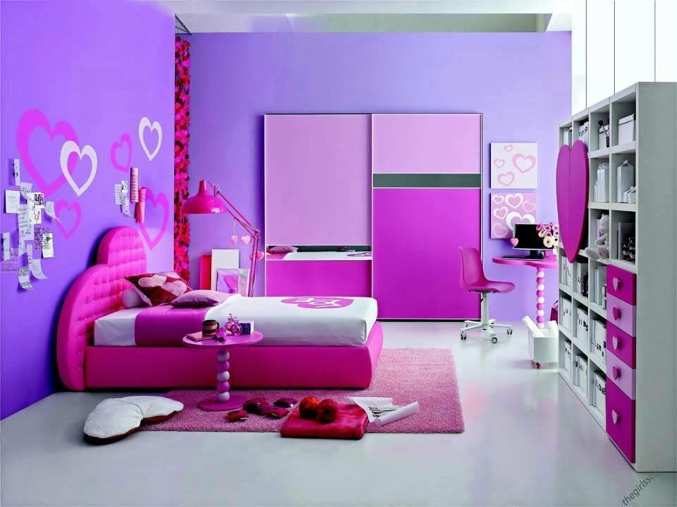 Image of: Beautiful Bedrooms For Girls Style