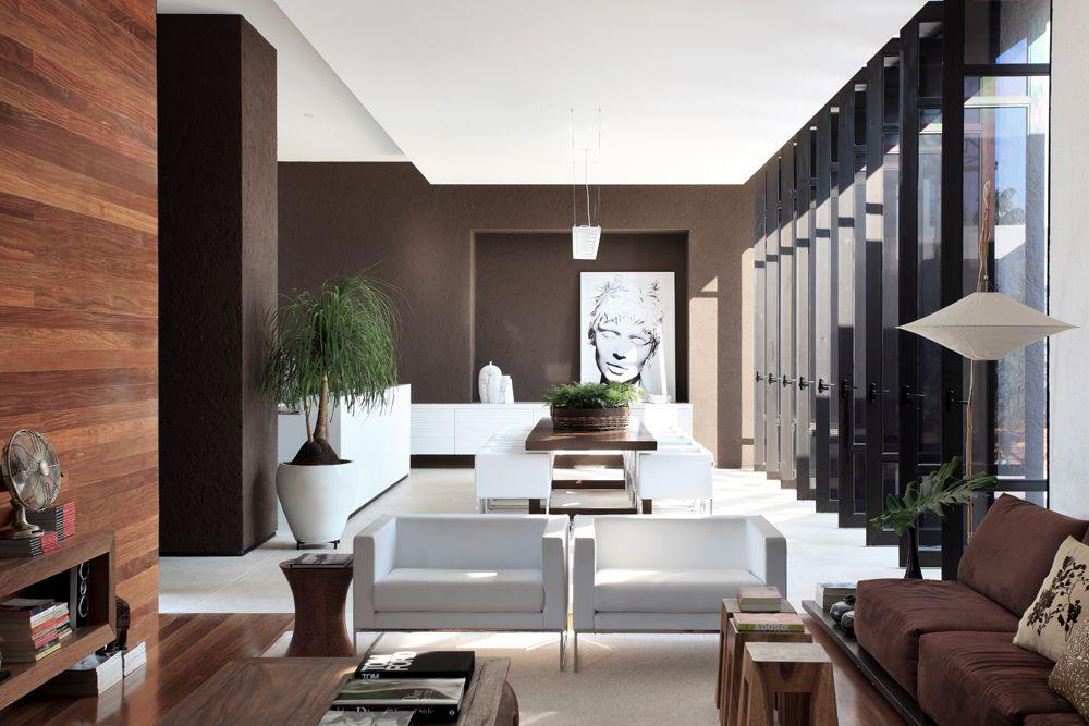 Image of: Beautiful Contemporary Home Interiors