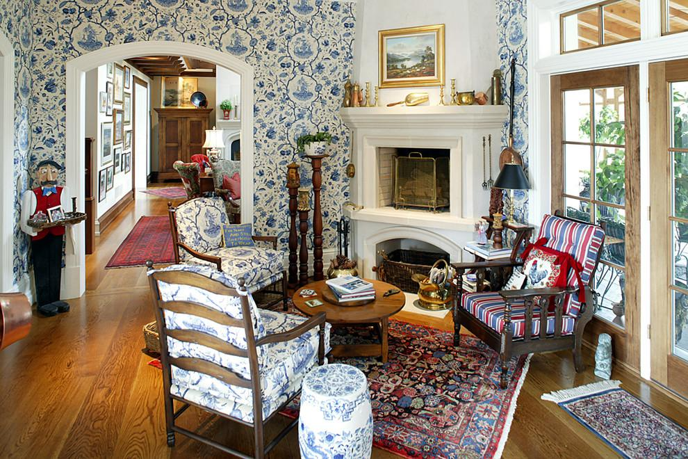 Image of: Beautiful Country Home Interiors