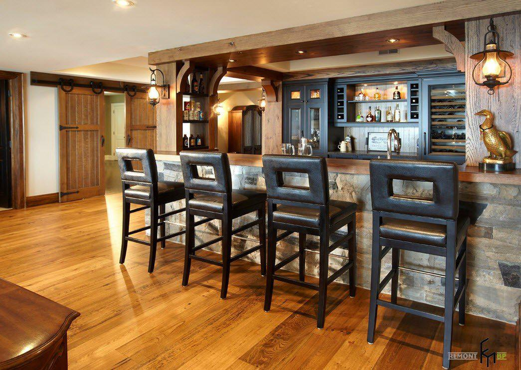 Image of: Beautiful Home Bar Pictures