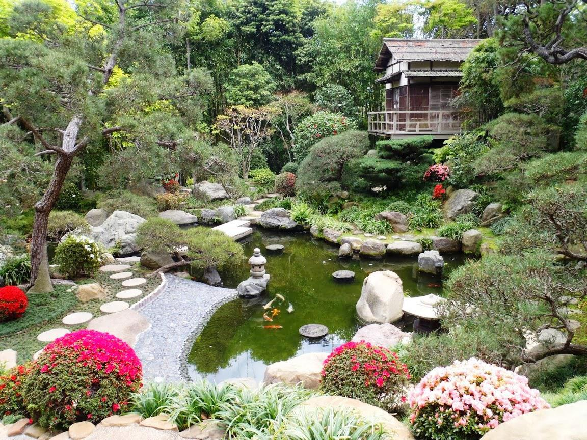 Image of: Beautiful Small Japanese Garden Designs