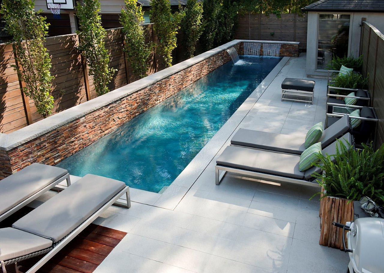 Image of: Beautiful Swimming Pool Design