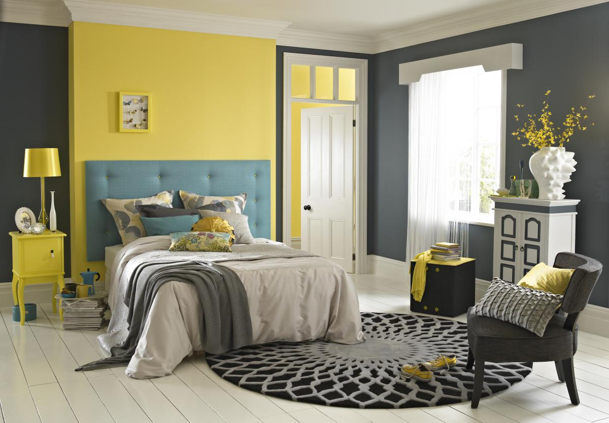 Image of: Bedroom Paint Schemes