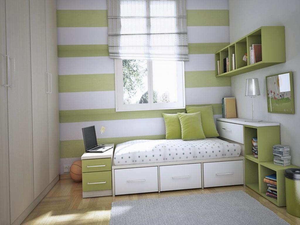 Image of: Bedrooms Small Spaces