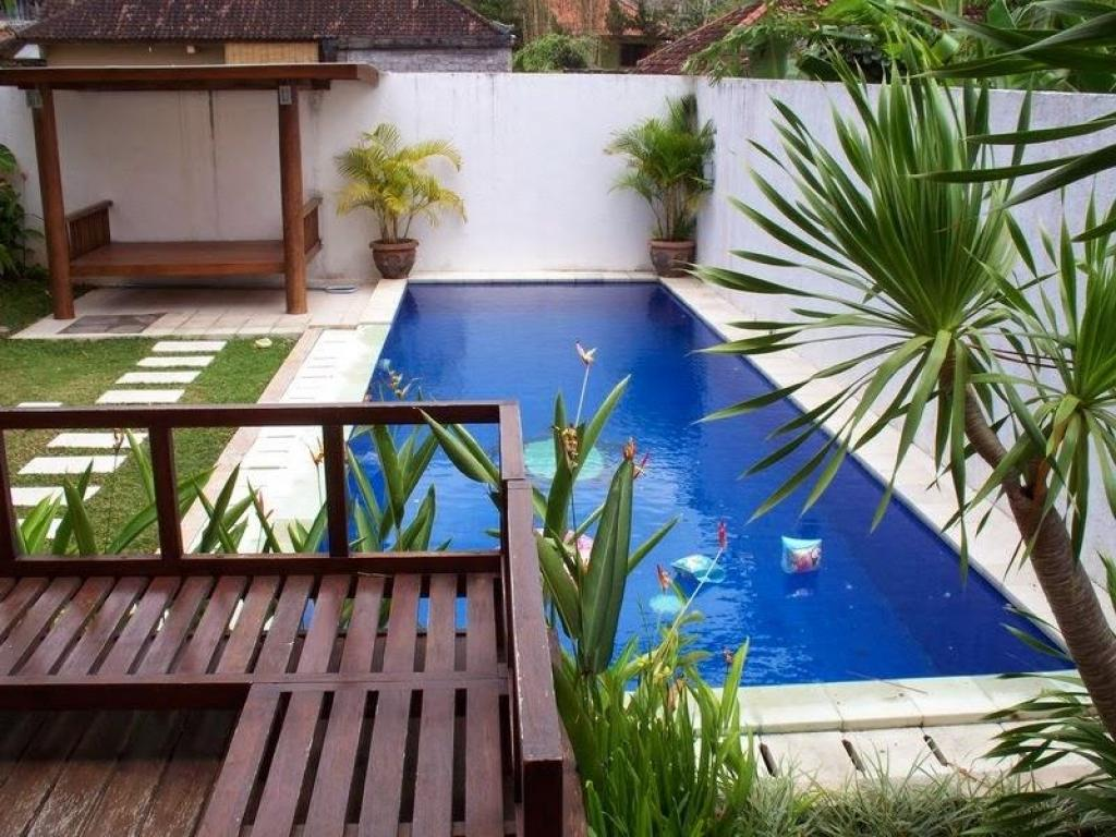 Image of: Best Backyard Ideas With Swimming Pool