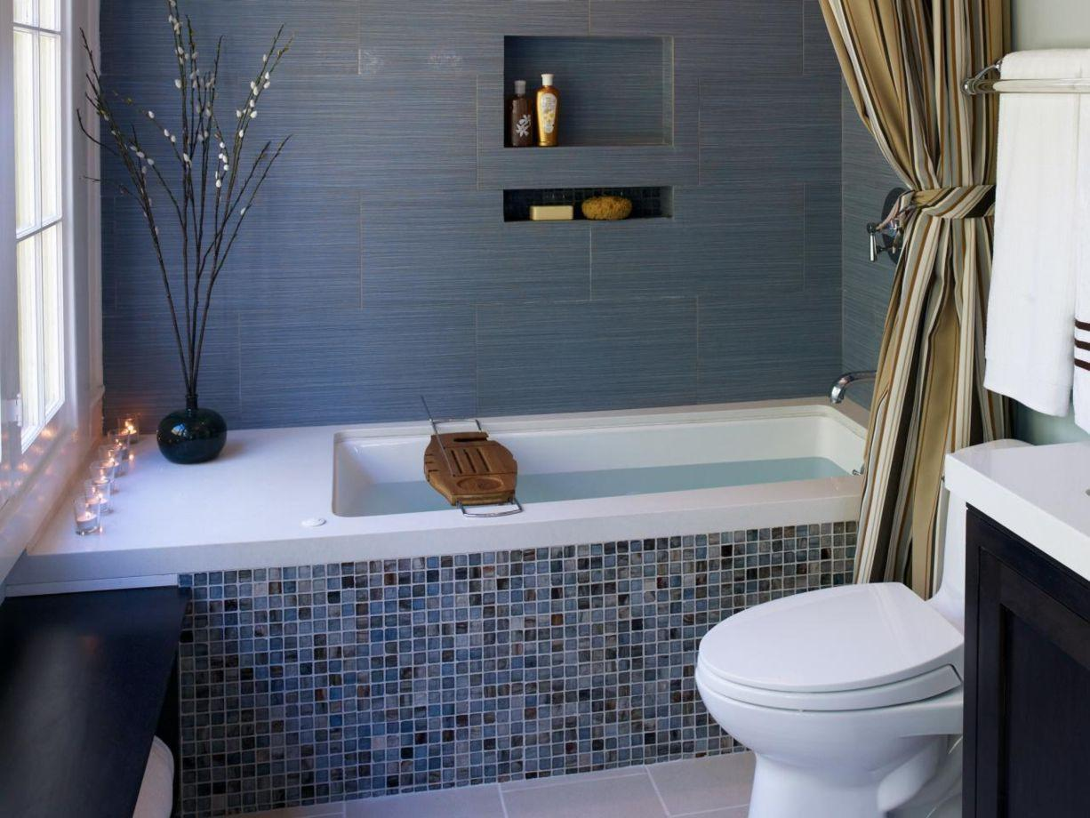 Image of: Best Bathroom Mosaic Designs
