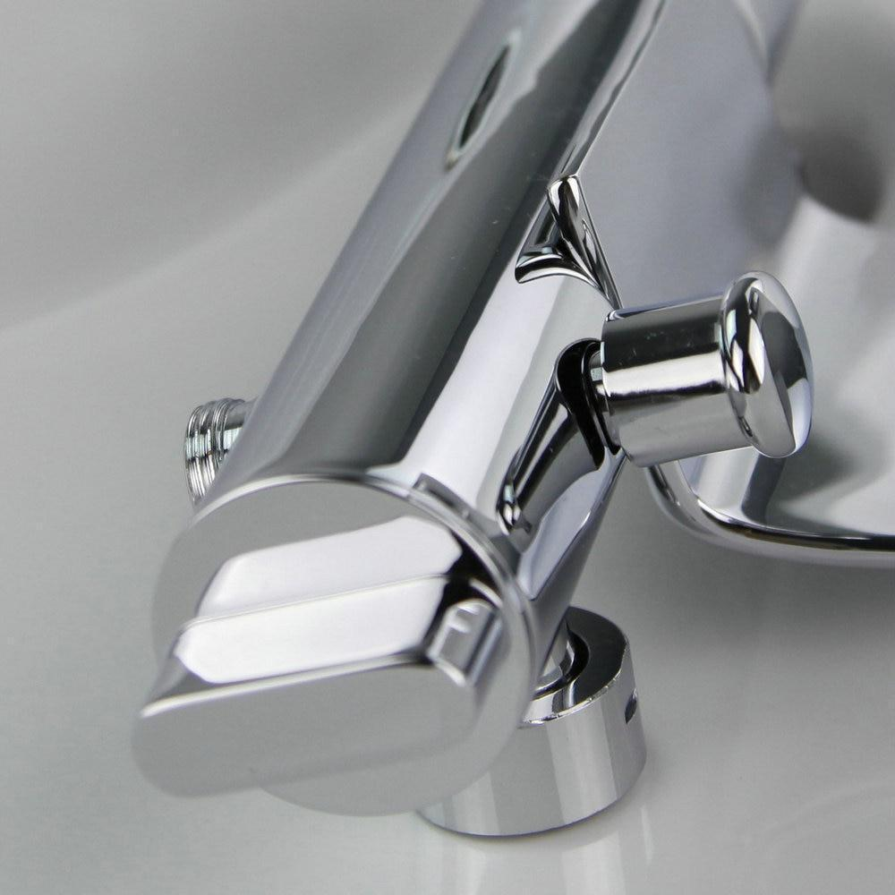 Image of: Best Chrome Bathroom Faucets