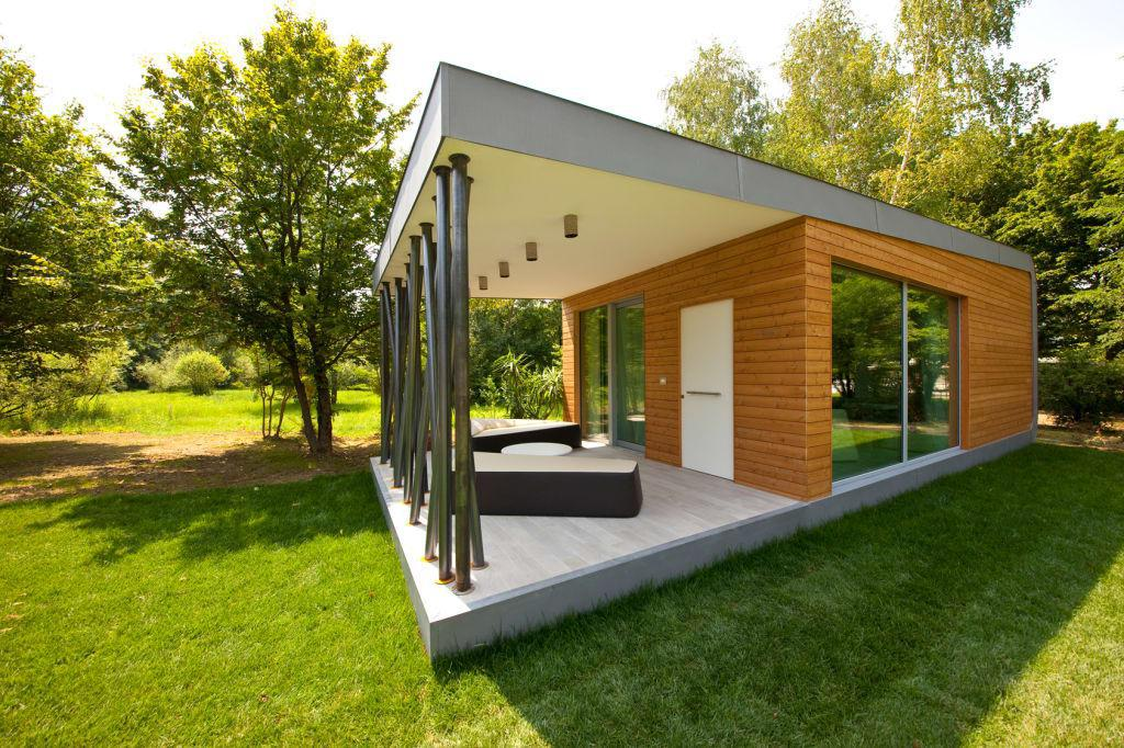Image of: Best Eco Friendly Tiny Houses