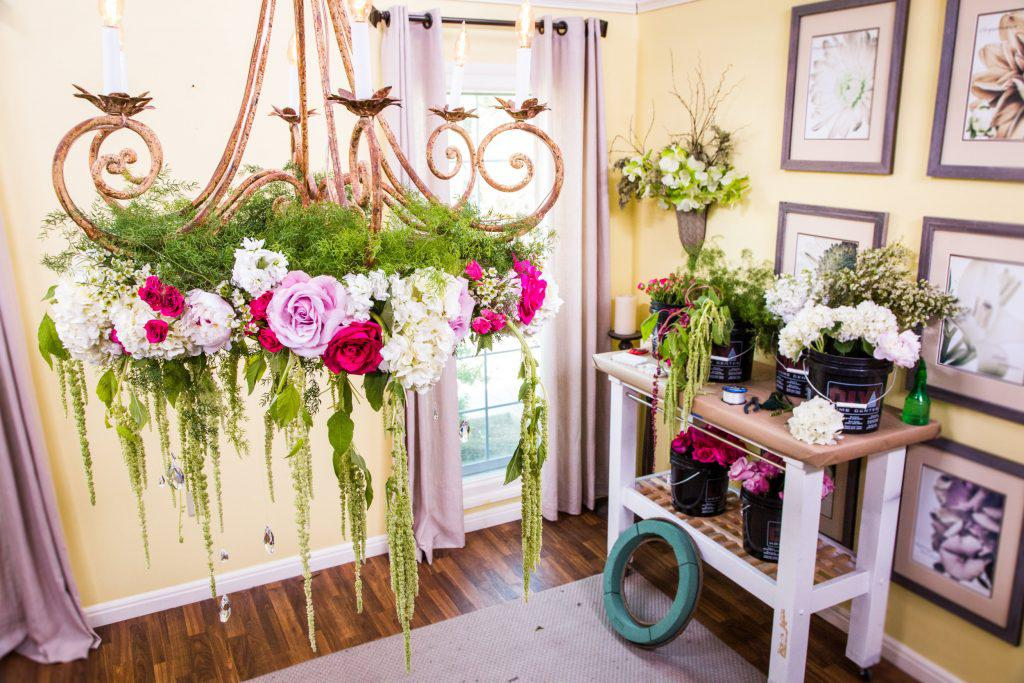 Image of: Best Flowers Decoration In Home