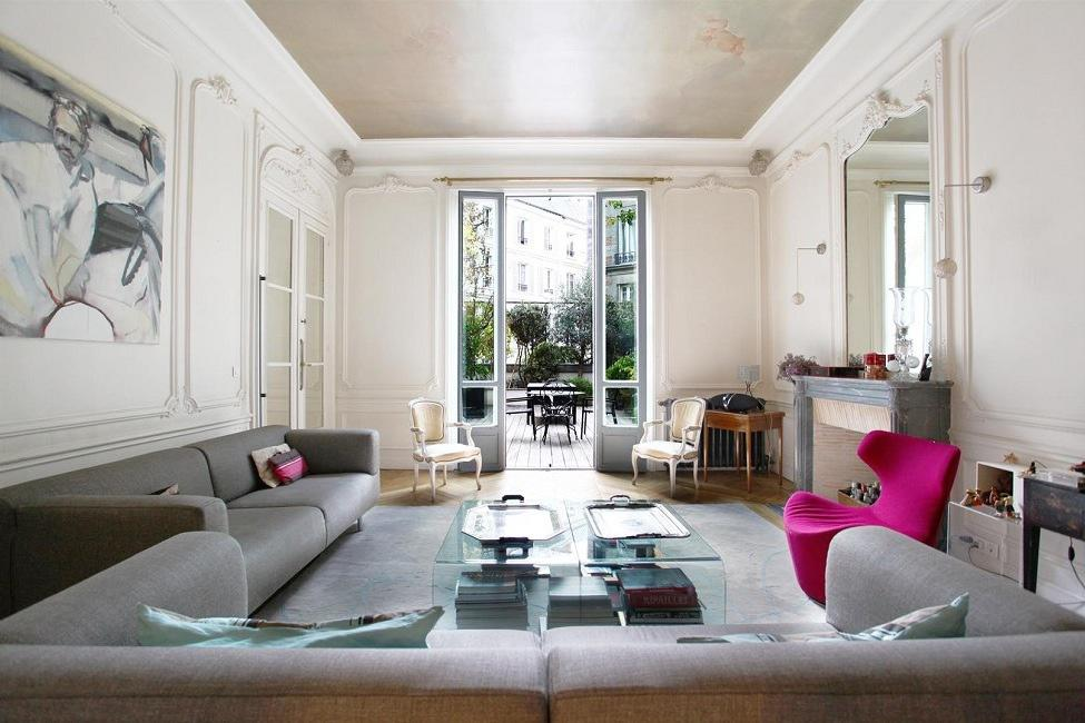 Image of: Best French Style Interior