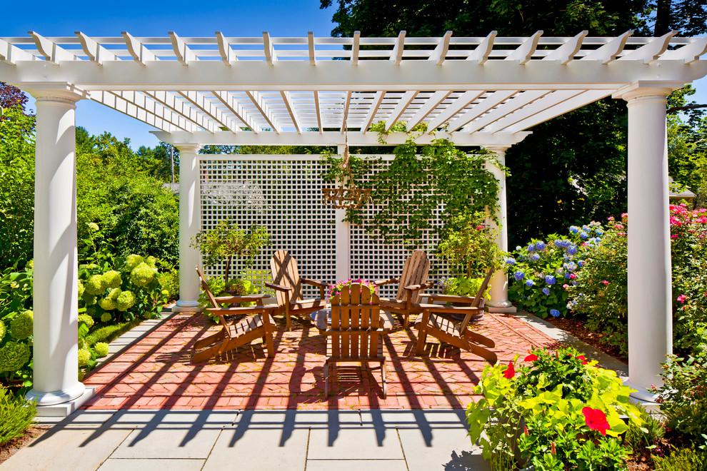Image of: Best Garden Pergola Design Ideas