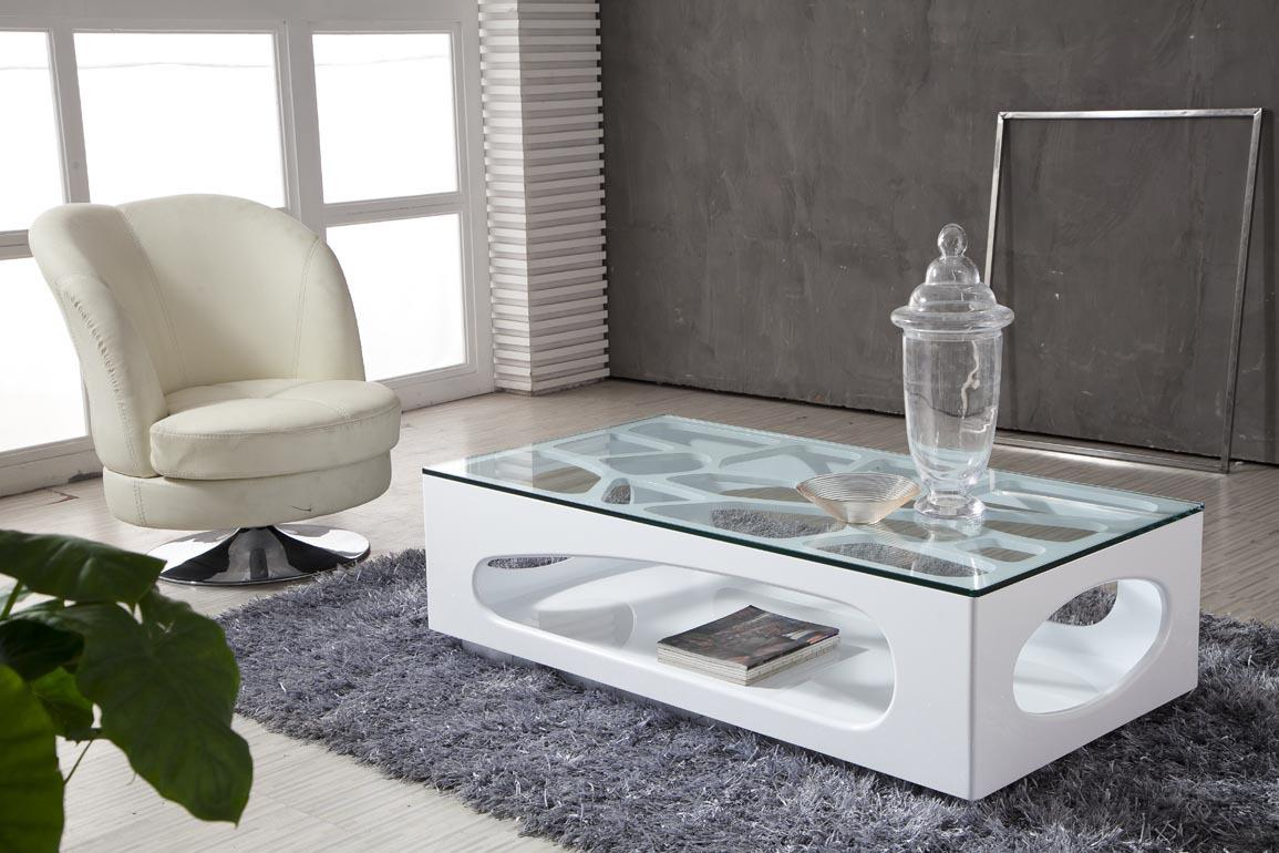 Image of: Best Glass Coffee Table