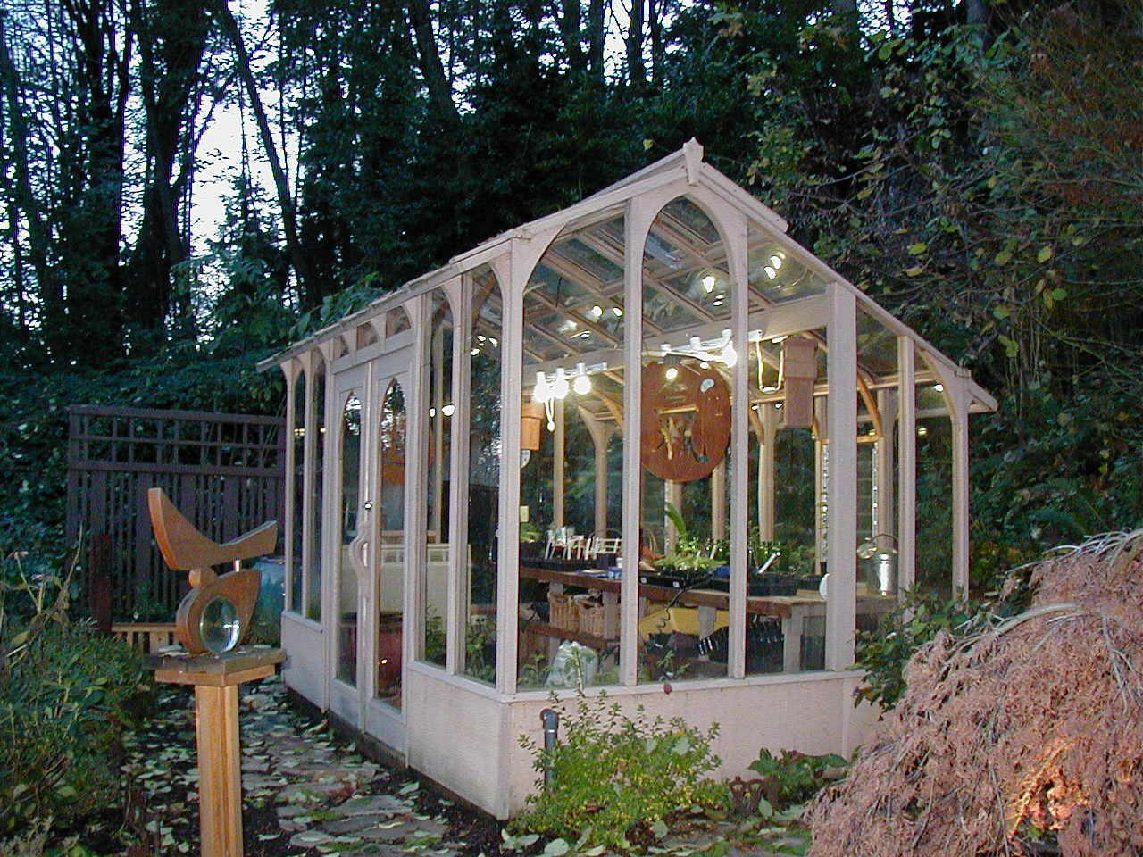 Image of: Best Greenhouse Ideas Pictures