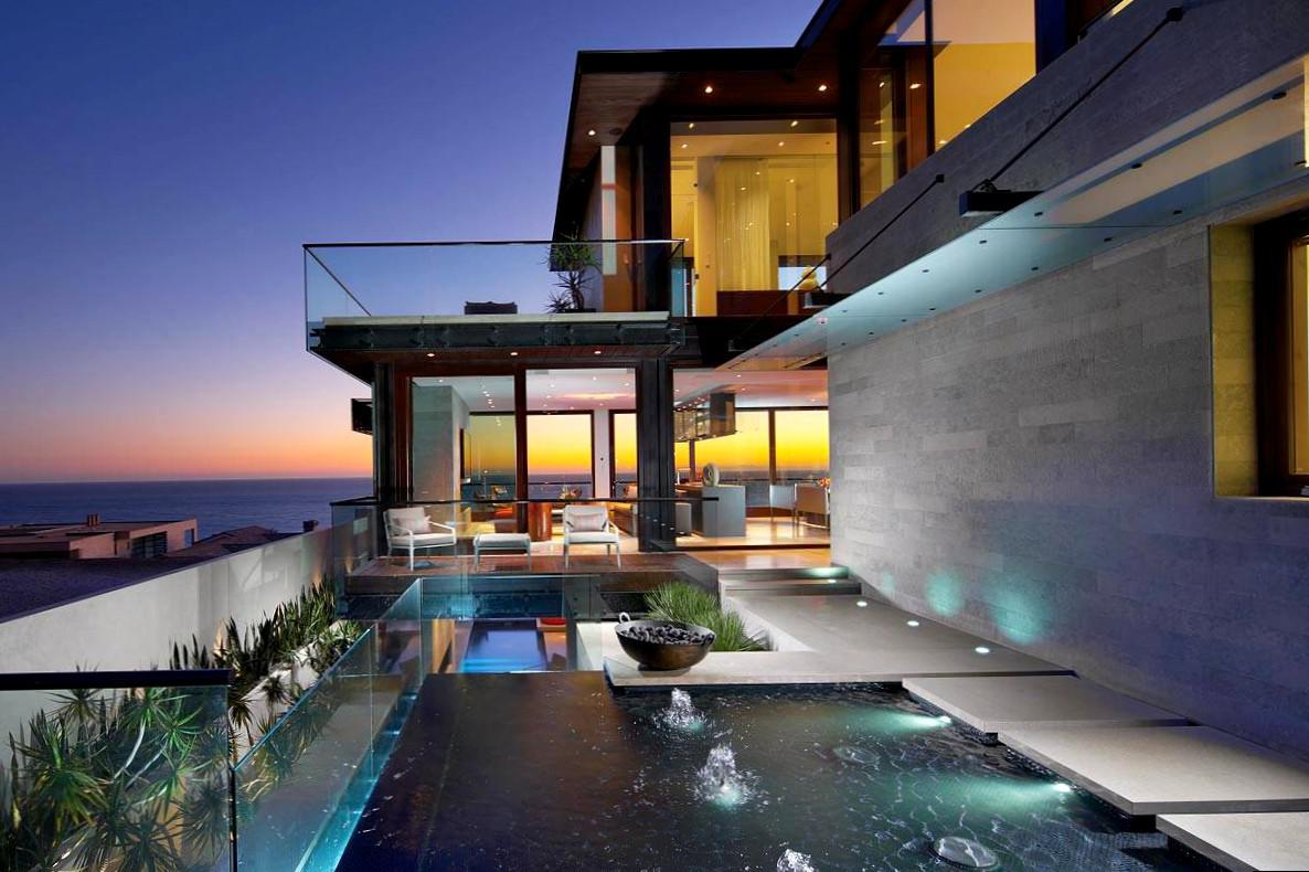 Image of: Best Luxury Modern Homes