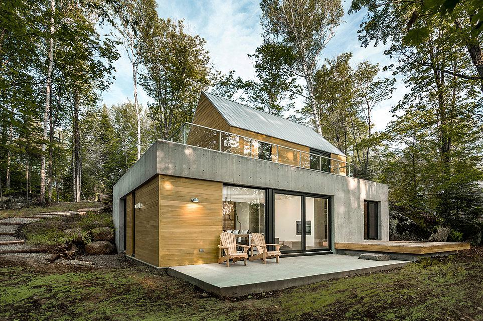 Image of: Best Modern Cottage Style Homes