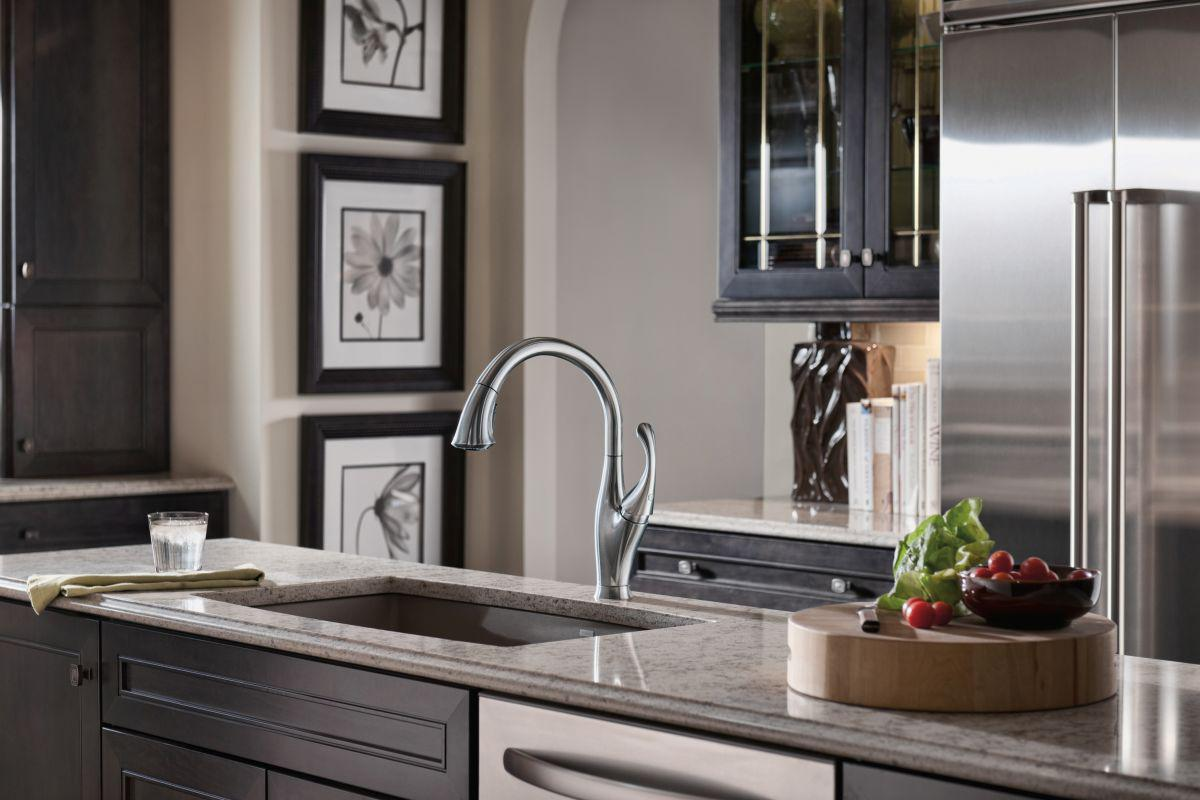 Image of: Best Modern Kitchen Faucets