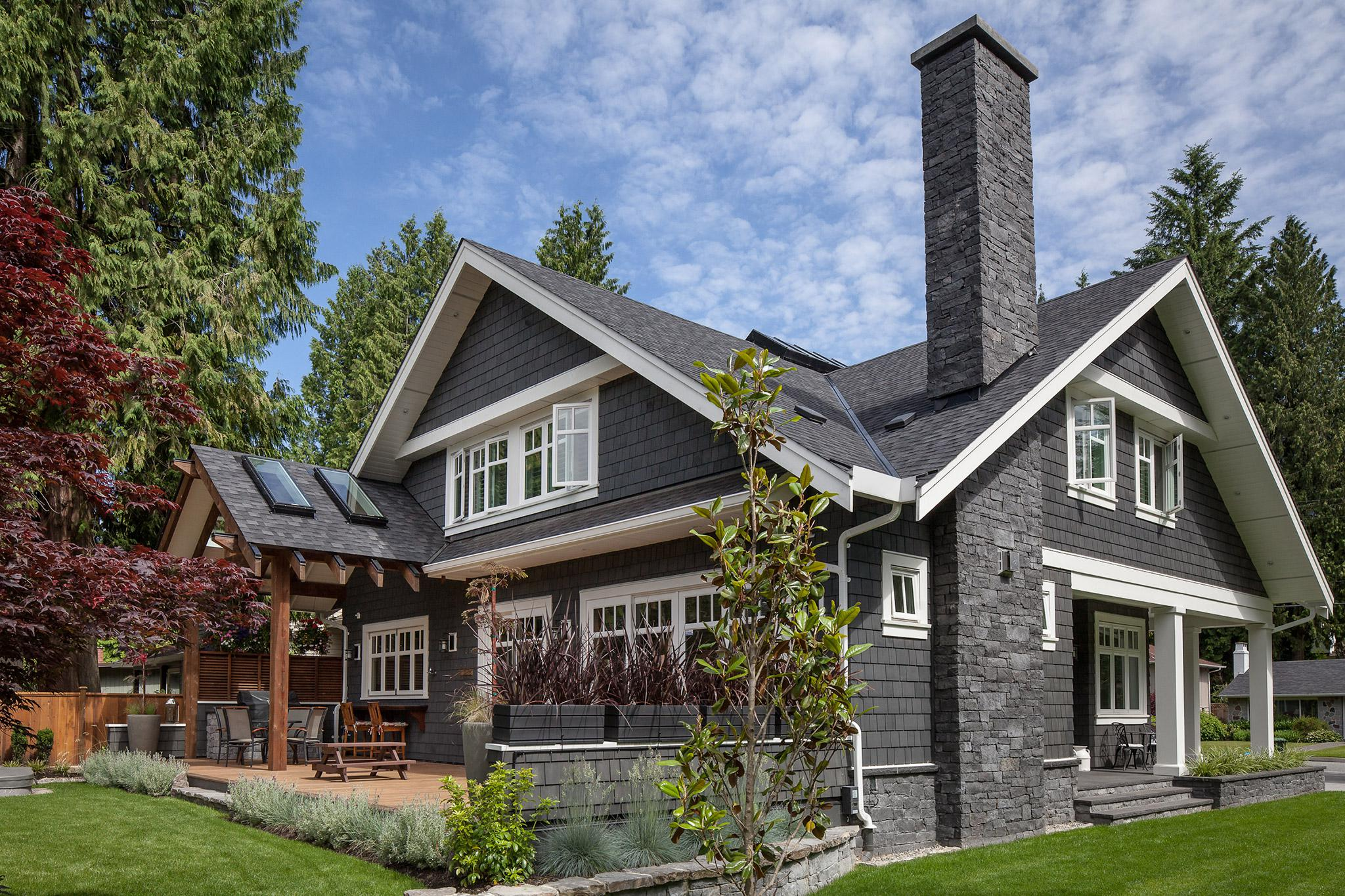Image of: Best Modern Shingle Style Homes