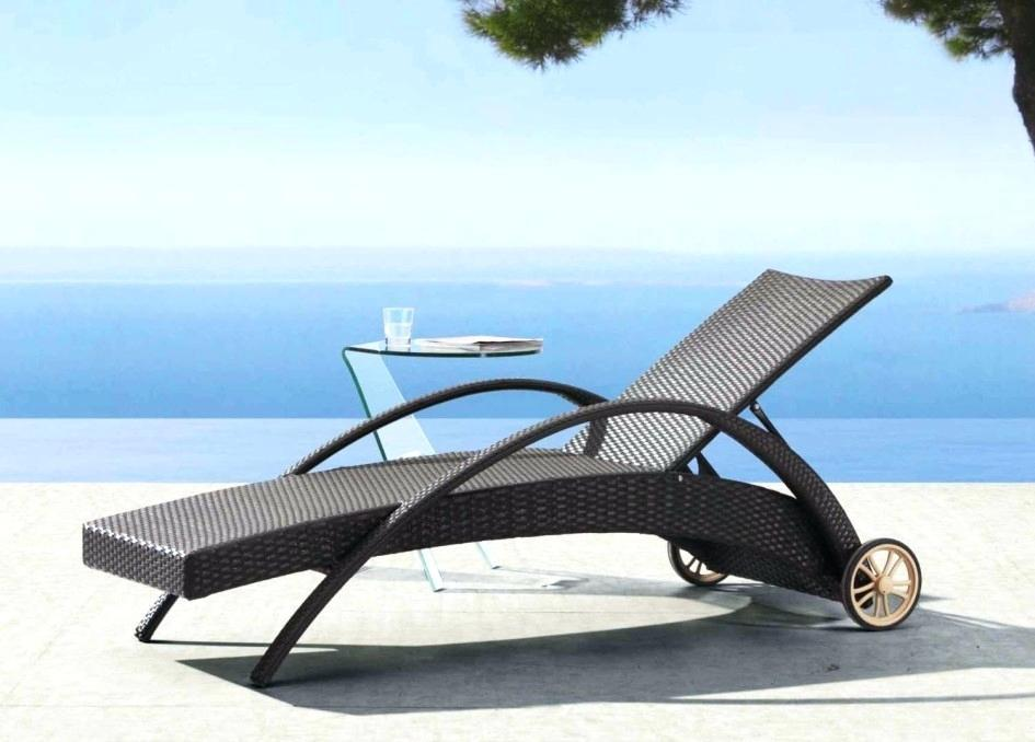 Image of: Best Outdoor Lounge Chair