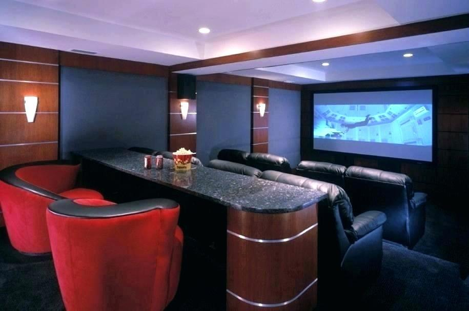Image of: Best Pictures Of Home Movie Theaters