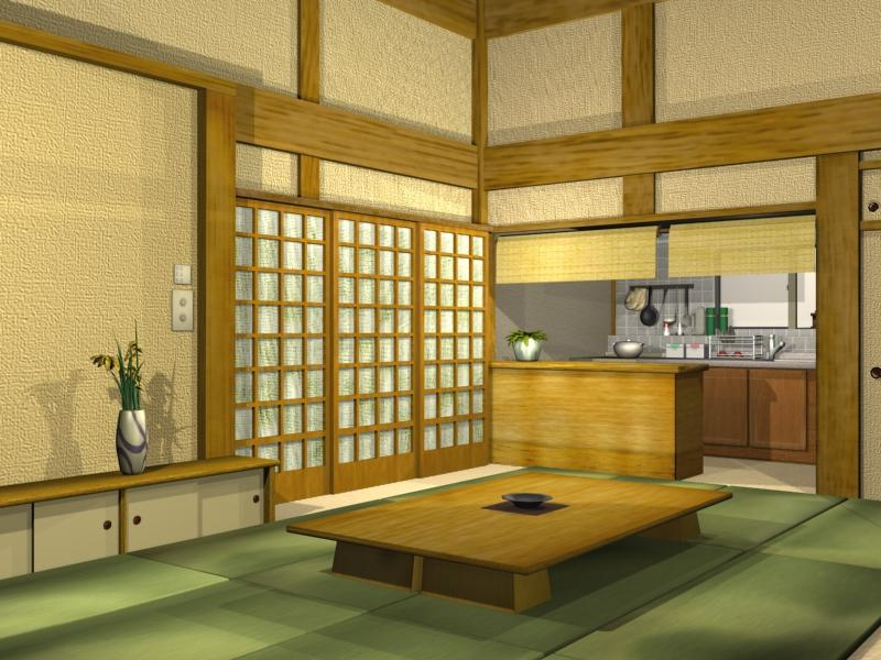 Image of: Best Pictures Of Japanese Kitchens