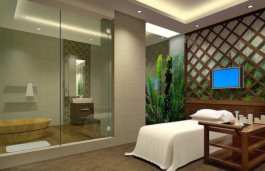Image of: Best Spa Interior Design