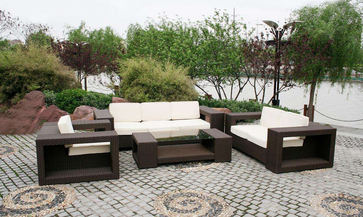 Image of: Best Stylish Outdoor Furniture
