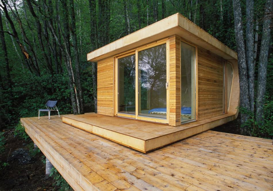 Image of: Best Summer House Plans