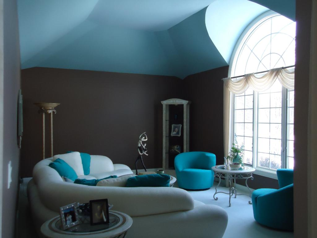 Image of: Best Turquoise Interior Design Ideas