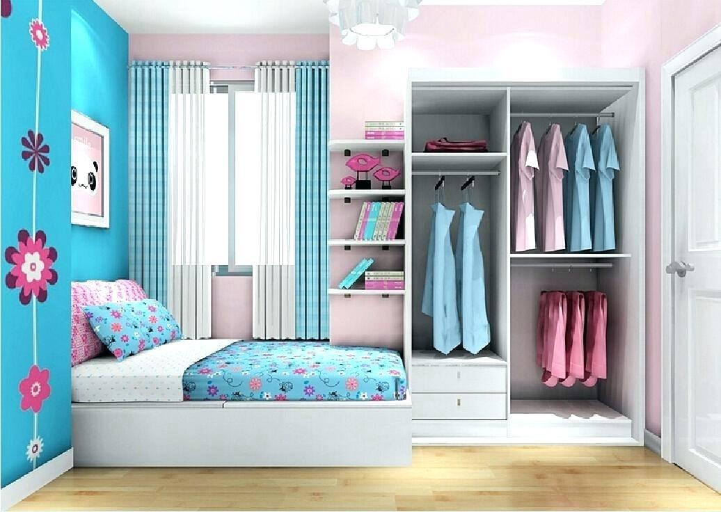 Image of: Blue And Pink Bedroom Accessories