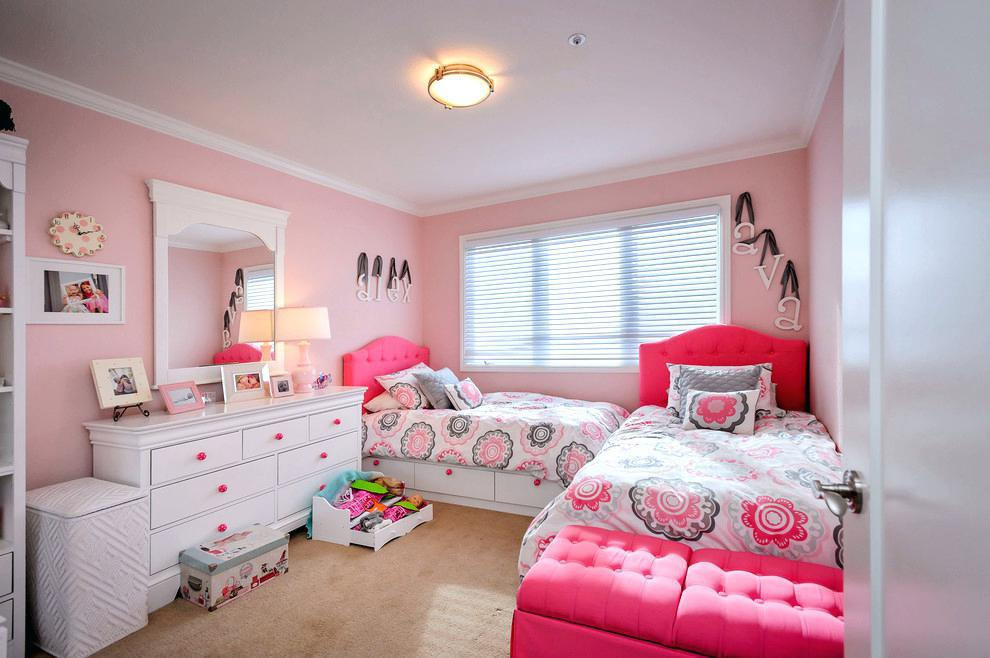 Image of: Boy Girl Twin Toddler Room Ideas